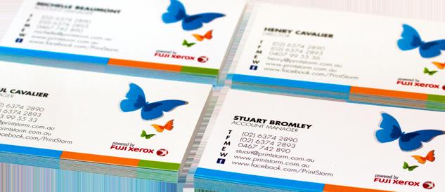 Επαγγελματικές κάρτες   Παπάγου - Χολαργός